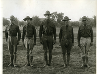 Jefferson Barracks Training Camp