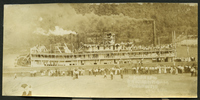 Large Steamboat Album