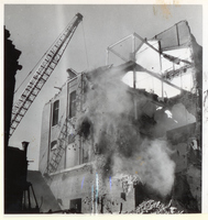 Razing Operations of Griesedieck Brothers Brewery