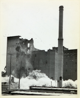 Demolition of Wainwright Brewery