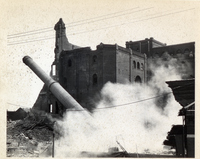 Wainwright Brewery Razing