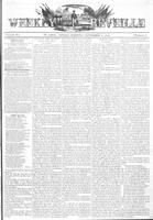 St. Louis Weekly Reveille: September 8, 1845
