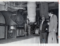 Anheuser-Busch Brewery - Steam Turbine Back in Use