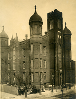 Old High School. 1870.