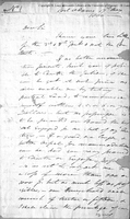 Letter from General James Wilkinson to Captain Daniel Bissell, May 17, 1800