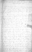 Extract from a Letter from Zebulon Pike to William Henry Harrison, June 28, 1806
