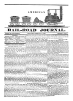 American Rail-Road Journal, Volume 1, Number 8
