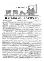 American Railroad Journal, Volume 1, Number 27