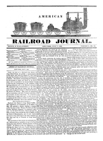 American Railroad Journal, Volume 1, Number 28