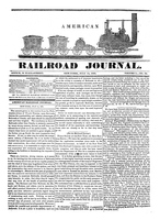 American Railroad Journal, Volume 1, Number 29