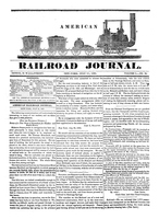 American Railroad Journal, Volume 1, Number 30