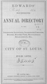 Edwards' Fourteenth Annual Directory