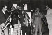 Buck Clayton with Zoot Sims and others