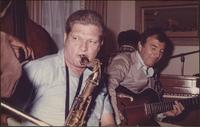 Zoot Sims and Bucky Pizzarelli entertain