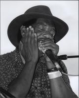 Jerry Ricks at the 2001 Kansas City Blues & Jazz Fest