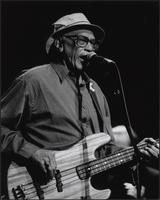 "Calvin ""Fuzz"" Jones at Carlsen Center JCCC"