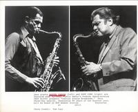 Dexter Gordon and Zoot Sims