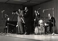 Buck Clayton and Ben Webster