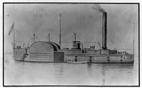 U. S. Gunboat Lexington