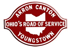 Akron Canton & Youngstown Railway Corporation System Diagram