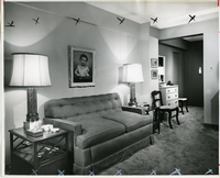 Montclair Apartments - Living room, interior