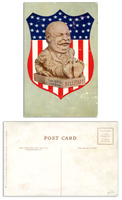 William Taft Post Card