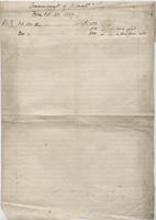 Commencement of Accounts From Oct. 20. 1827.
