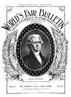 World's Fair bulletin (Collection)