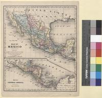 Mexico and Central America (1853)