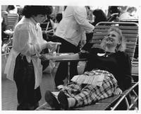 Giving Blood, a New Homecoming Tradition