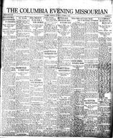 Columbia Evening Missourian, 1920 October 02