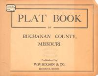 Plat Book of Buchanan County, Missouri