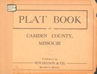 Plat Book of Camden County, Missouri