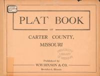 Plat Book of Carter County, Missouri