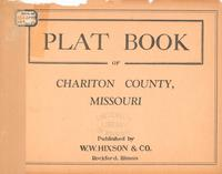 Plat Book of Chariton County, Missouri