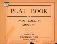 Plat Book of Dade County, Missouri