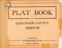 Plat Book of Gasconade County, Missouri