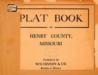 Plat Book of Henry County, Missouri