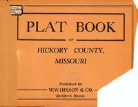 Plat Book of Hickory County, Missouri