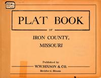 Plat Book of Iron County, Missouri