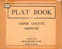 Plat Book of Jasper County, Missouri