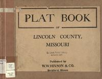 Plat Book of Lincoln County, Missouri