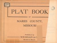 Plat Book of Maries County, Missouri