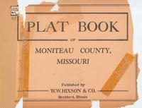 Plat Book of Moniteau County, Missouri