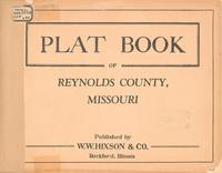 Plat Book of Reynolds County, Missouri