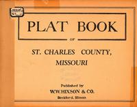 Plat Book of St. Charles County, Missouri