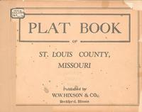 Plat Book of St. Louis County, Missouri
