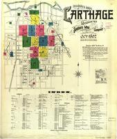 Carthage, Missouri, 1902 October, sheet 01