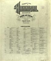 Hannibal, Missouri, 1906 April, Index