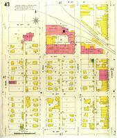 Joplin, Missouri, 1906 July, sheet 43
